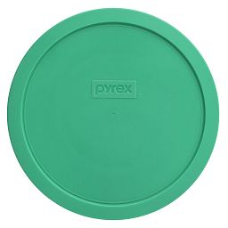 1.5-qt Round Plastic Lid, Pale Green