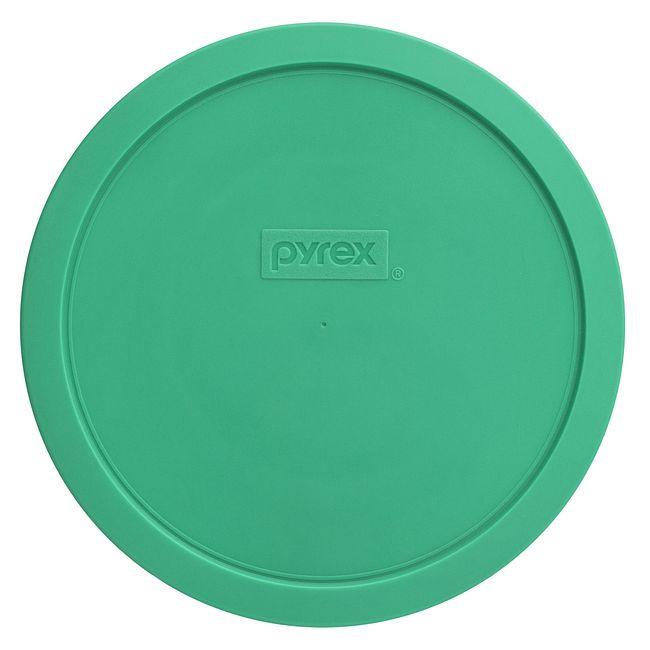 1 5-qt Round Plastic Lid, Pale Green