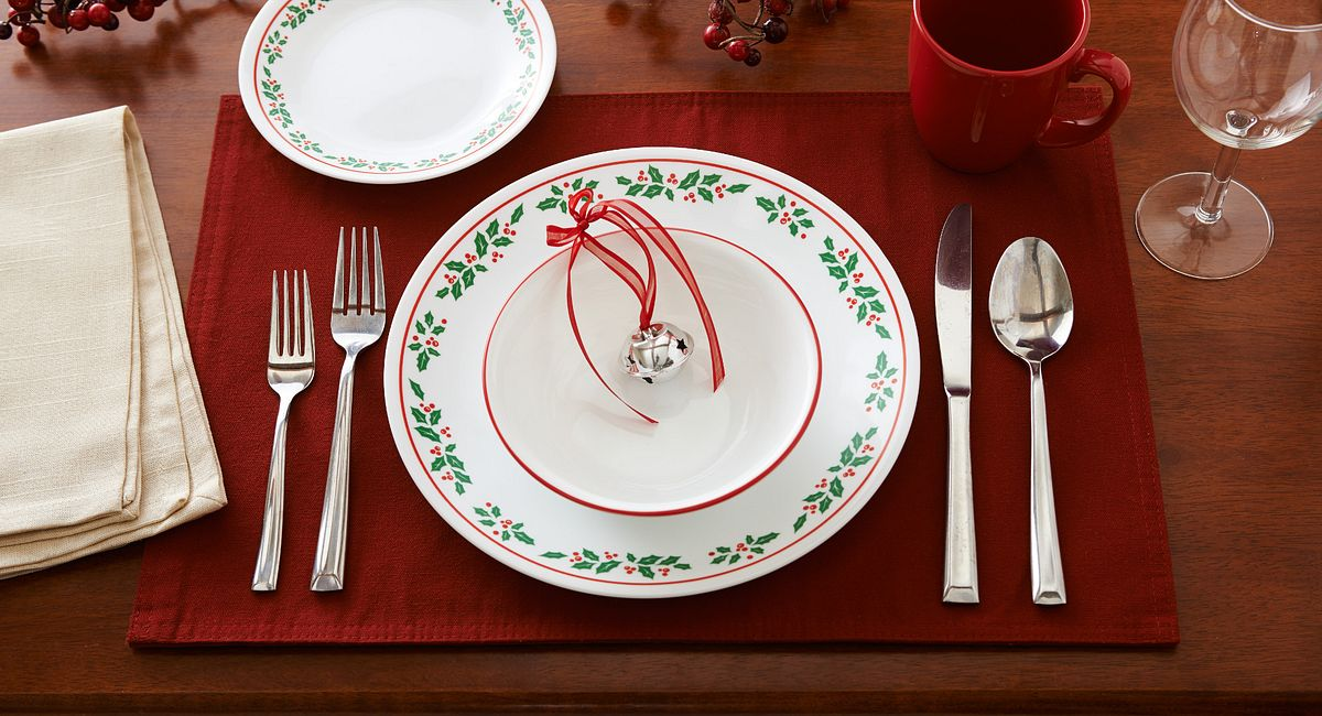 3 Ways to Set Your Holiday Table