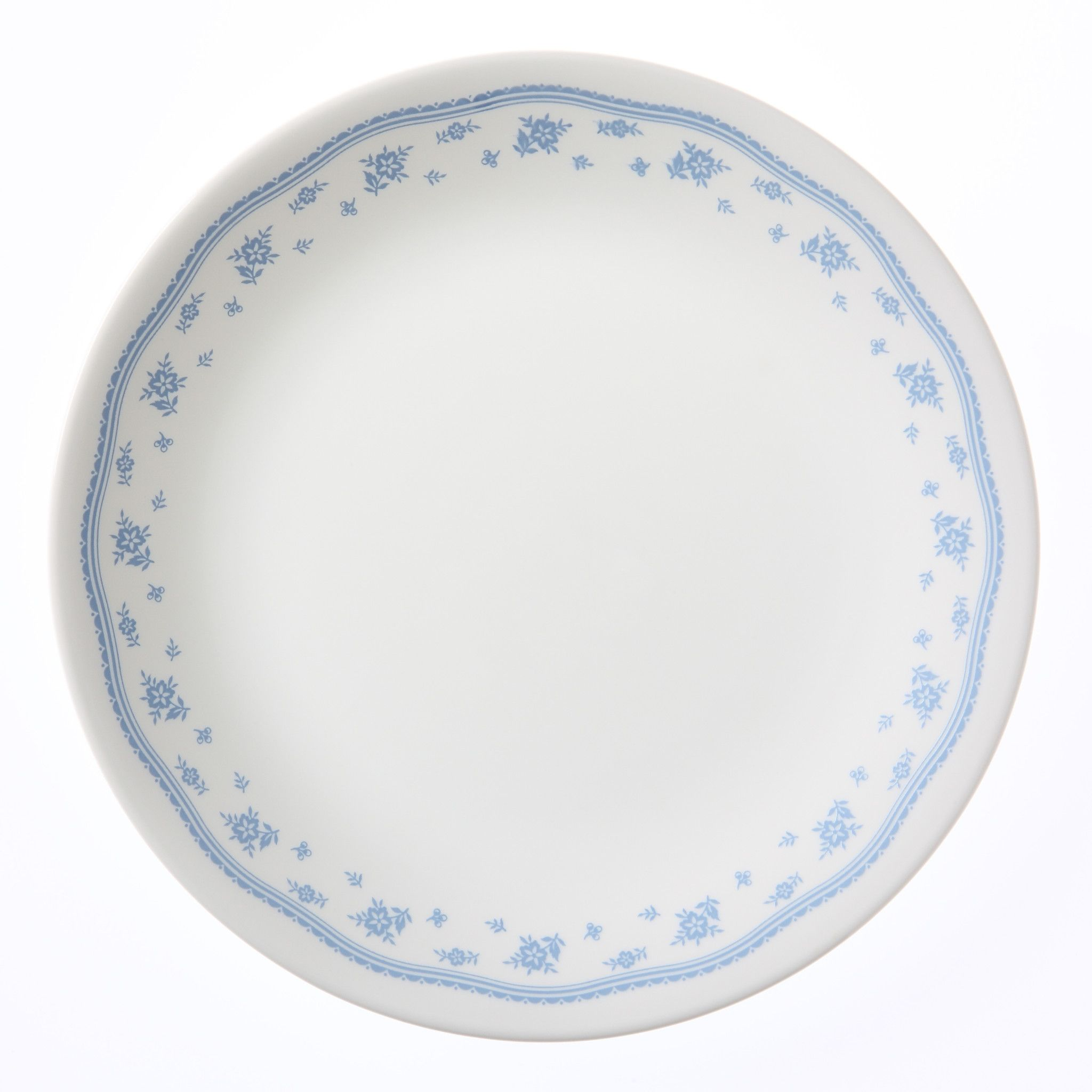 Morning Blue 8 5 Quot Salad Plate Pyrex