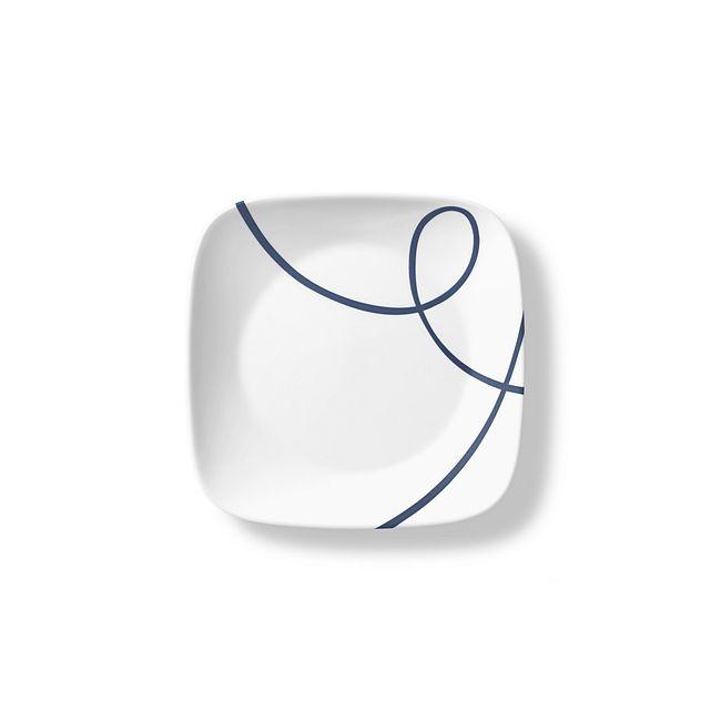 """Lia Square 6.5"""" Appetizer Plate"""