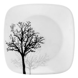 """Square™ Timber Shadows 6.5"""" Plate"""