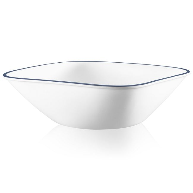 Lia Square 22-ounce Cereal Bowl