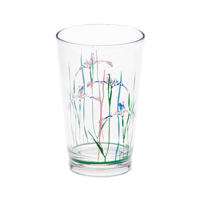 Coordinates Shadow Iris 8-oz Acrylic Drinkware