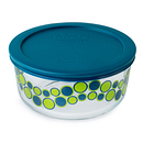 Simply Store 4 Cup Jellybean Cirque Storage Dish w/ Lid