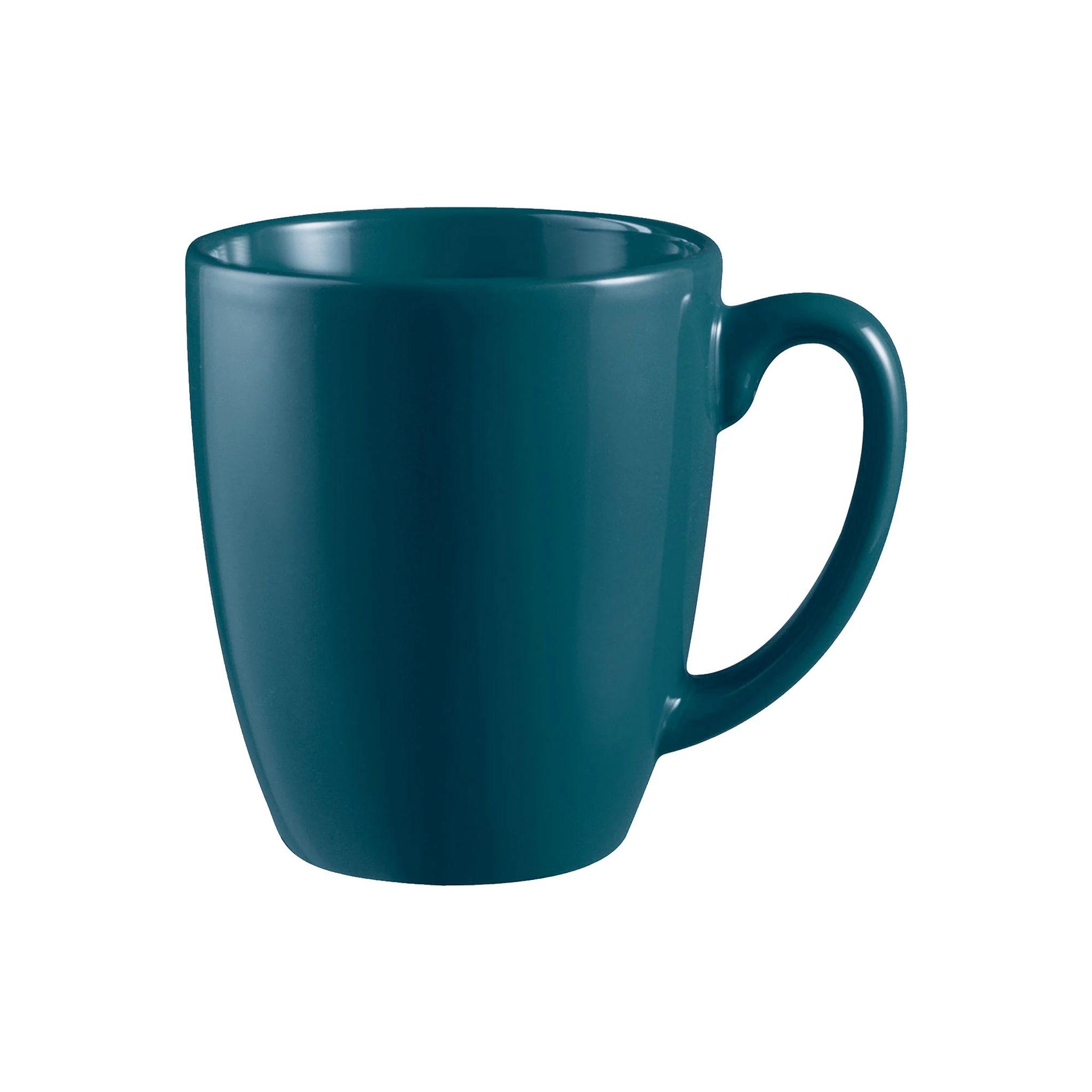 Turquoise 11-ounce Mug