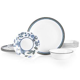 Veranda 18-piece Dinnerware Set, Service for 6