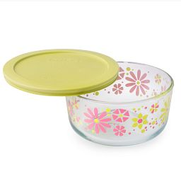 Simply Store® 4-Cup Petal Power Storage Dish w/ Lid
