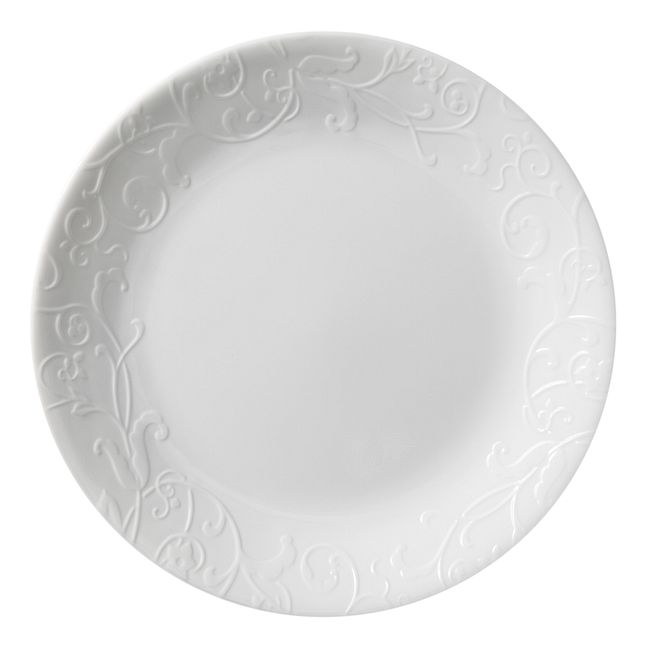 Embossed Bella Faenza 16-pc Dinnerware Set