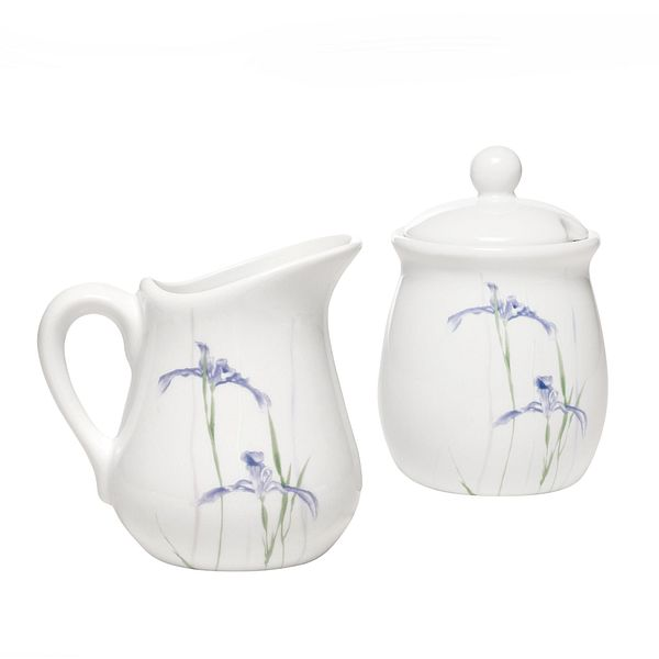 Corelle_Shadow_Iris_Sugar_&_Creamer_Set