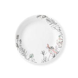 "Poppy Print 8.5"" Salad Plate"