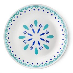 Livingware™ Santorini Sky Dinner Plate
