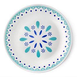 "Livingware™ Santorini Sky 10.25"" Plate"