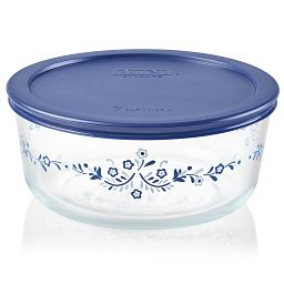 Simply Store 7 Cup Prairie Garden Storage Dish w/ Lid