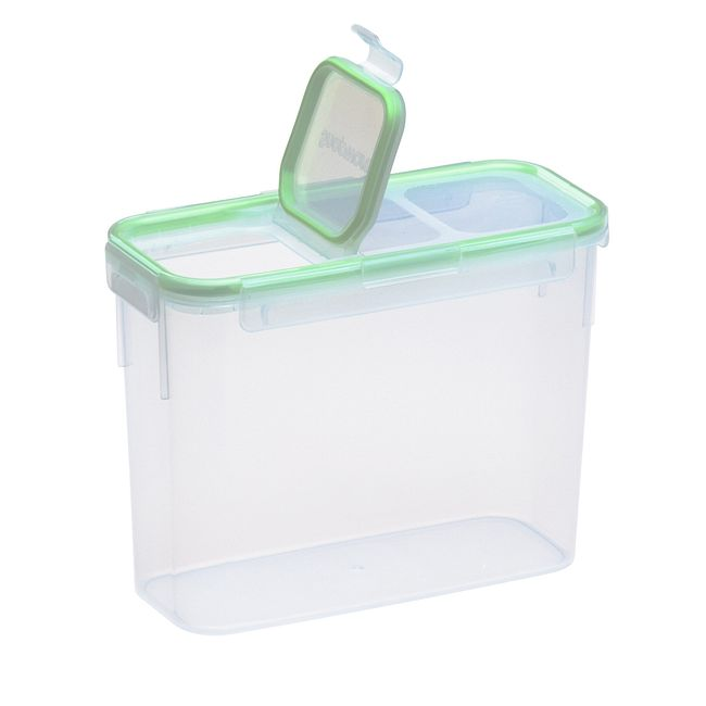 Airtight 11-cup Plastic Food Storage Container