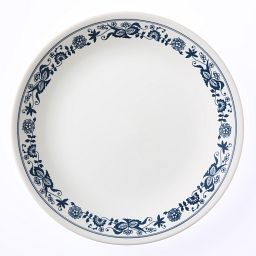 "Livingware™ Old Town Blue 8.5"" Plate"