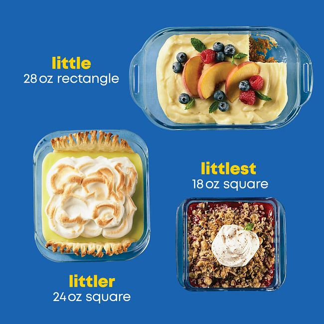 Littles 6-piece Bakeware Set