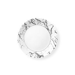 "Stone Grey 8.5"" Salad Plate"