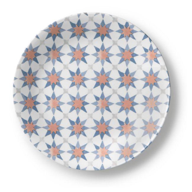 "Amalfi Azul 8.5"" Salad Plate"