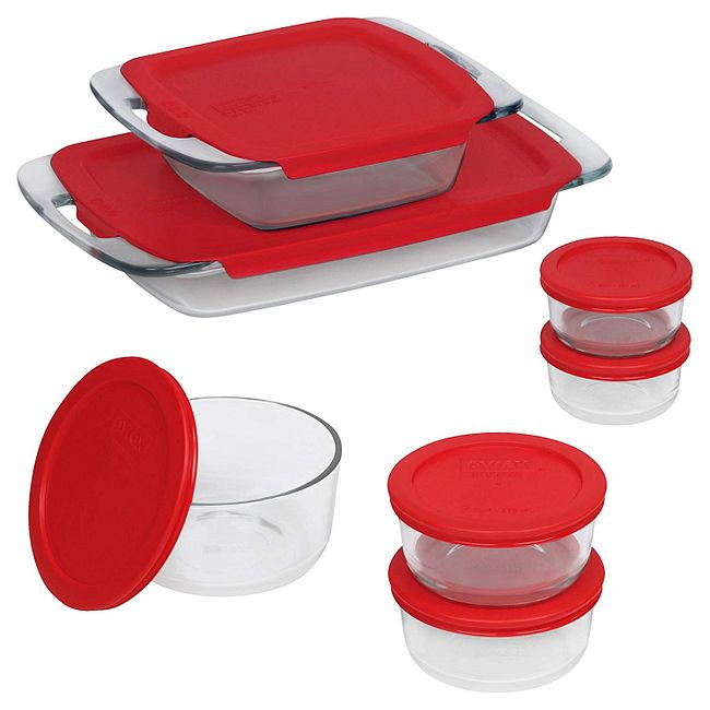 Easy Grab Bake 'N Store 14-piece Set
