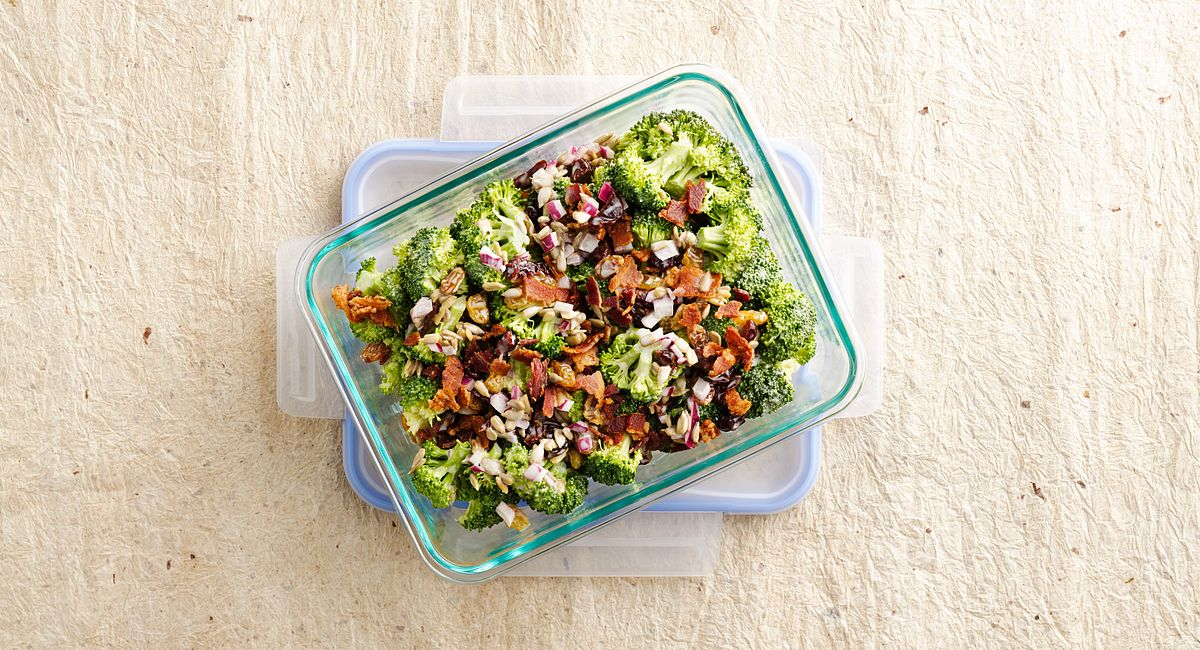 Broccoli-Cranberry Salad