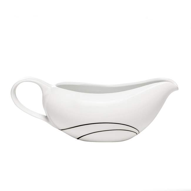 Simple Lines Gravy Boat