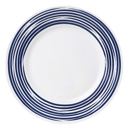 Boutique™ Brushed Cobalt Blue Dinner Plate