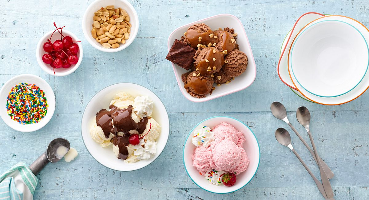 Host an Ice Cream Block Party