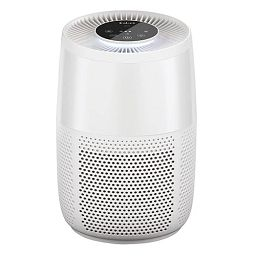 Instant Air Purifier, Small, Pearl
