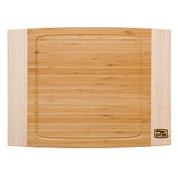 "Woodworks™ 12"" x 16"" Bamboo Cutting Board"