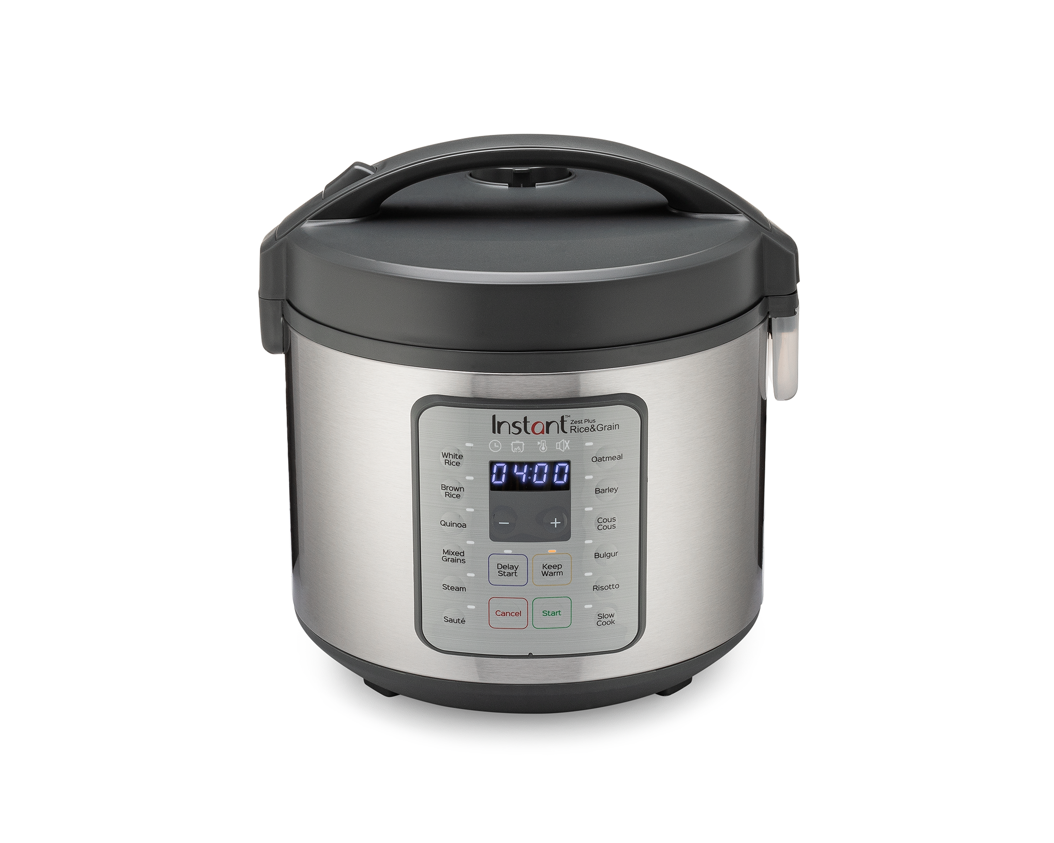 Instant Zest Plus 20-cup Rice and Grain Cooker