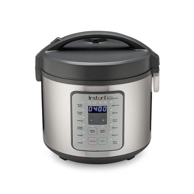 Instant™ Zest™ Plus 20-cup Rice and Grain Cooker