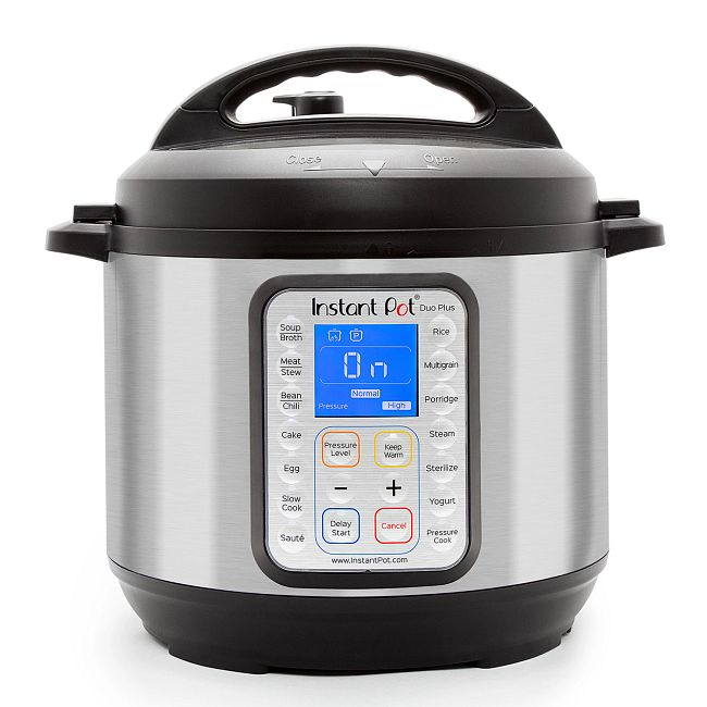 Instant Pot® Duo™ Plus 8-quart Multi-Use Pressure Cooker