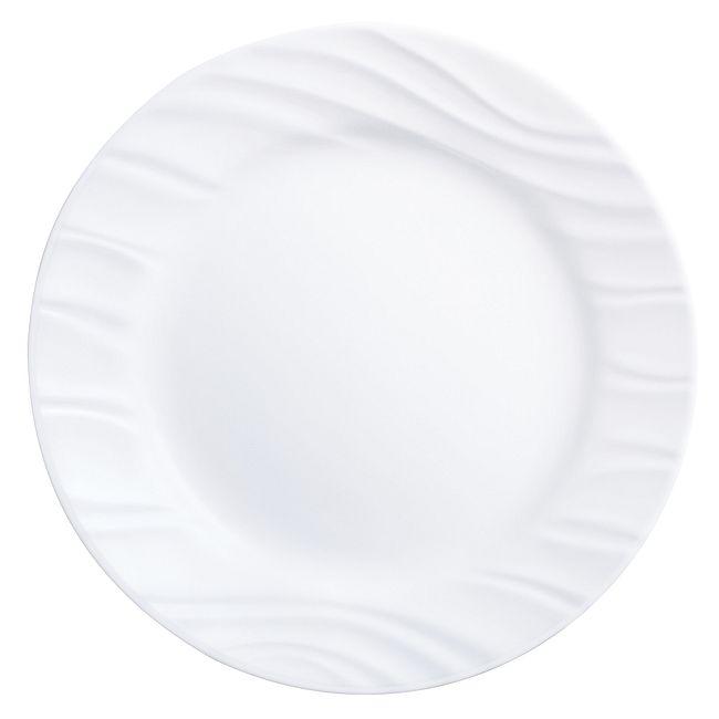 """Swept 10.75"""" Dinner Plate"""
