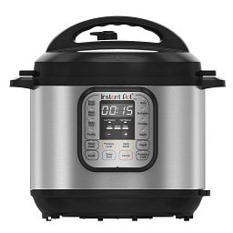 Instant Pot Duo 60 7-in-1 Multi-Use Programmable Pressure Cooker, Slow Cooker, 6 Quart