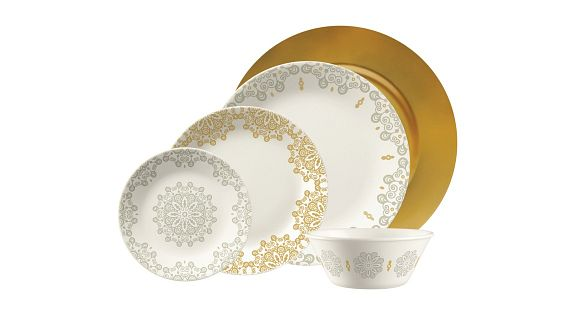West End Corelle Pattern