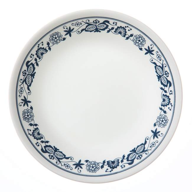 "Livingware Old Town Blue 6.75"" Plate"