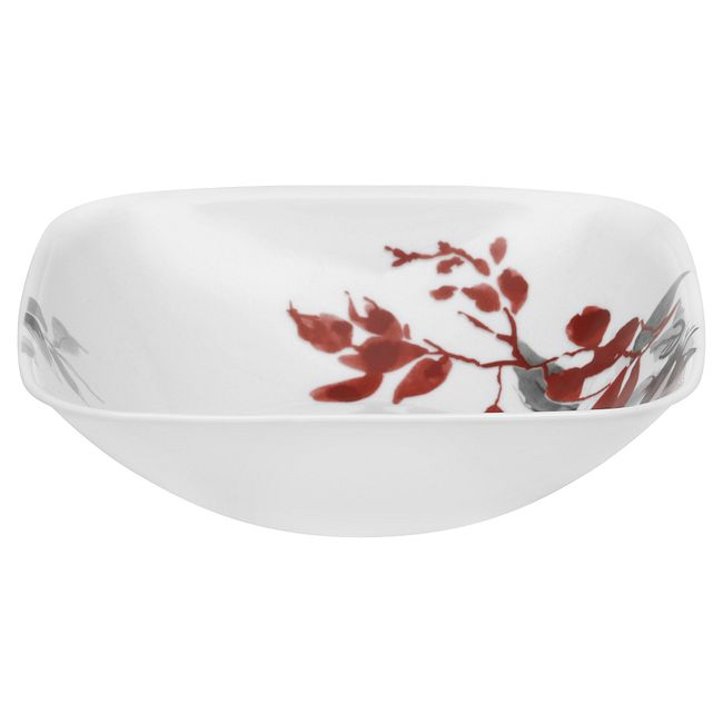 Kyoto Leaves 1.5-quart Large Serving Bowl