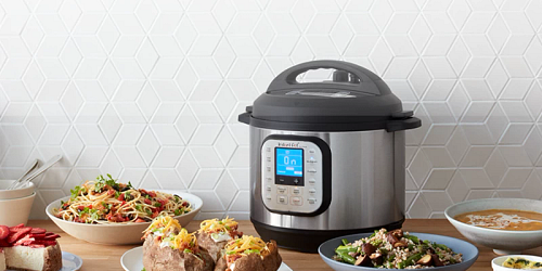Instant Pot lifestyle