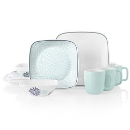 Dahlia 16-piece Dinnerware Set, Service for 4