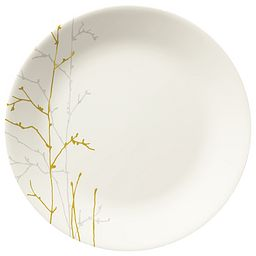 "Gilded Woods 10.25"" Plate"
