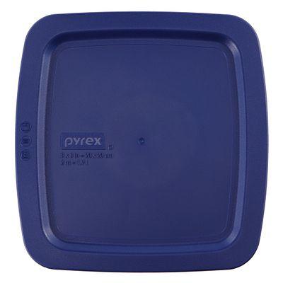 Pyrex Easy Grab Square Plastic Lid 8