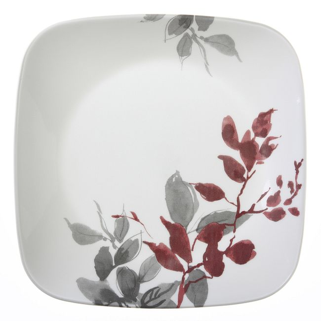 Kyoto Leaves 42-piece Dinnerware Set, Service for 8