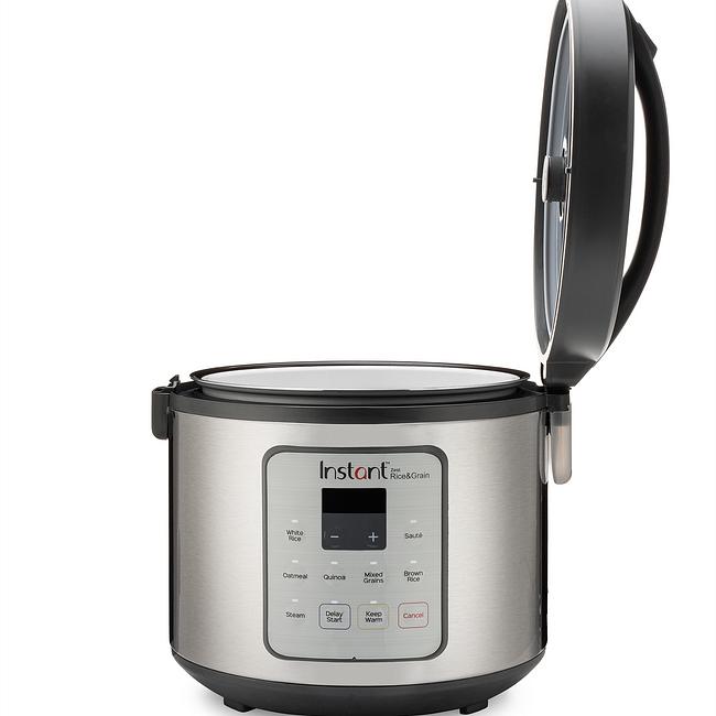 Instant Zest™ 20-cup Rice & Grain Cooker