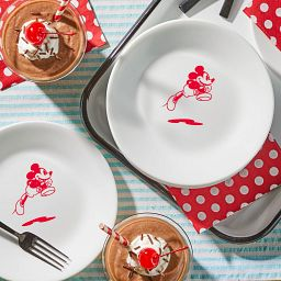 "6.75"" Appetizer Plate: Mickey Mouse™ - Jump on the table with dessert"