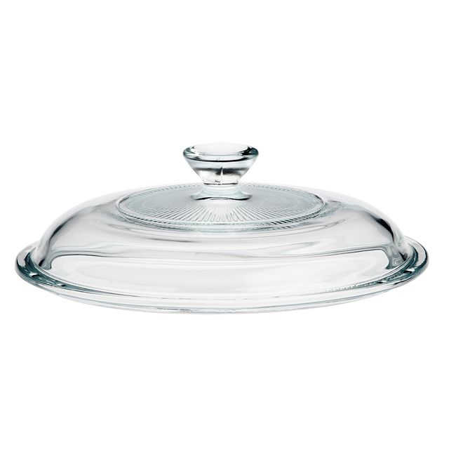 Stovetop 1.5L Round Glass Lid