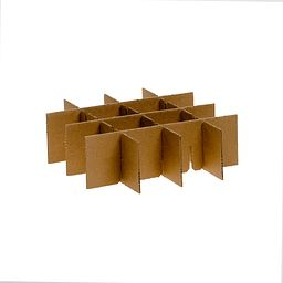 Snap 'N Stack® 3 Layer Ornament Keeper cardboard insert