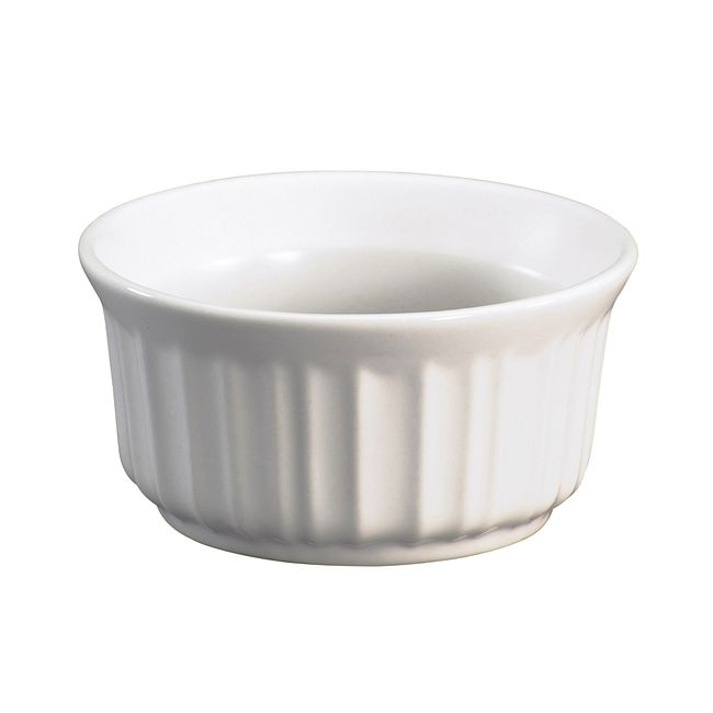 French White 7-ounce Ramekin