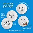 "My Best Friends 6.75"" Appetizer Plates, 8-pk"