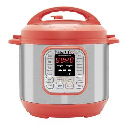 Instant Pot® Duo™ 6-quart Multi-Use Pressure Cooker, Red